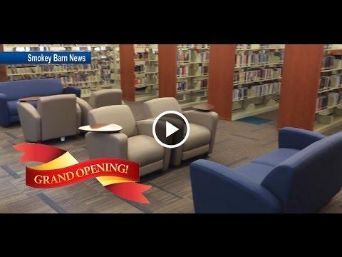 Sneak Peek Inside The New Springfield Library