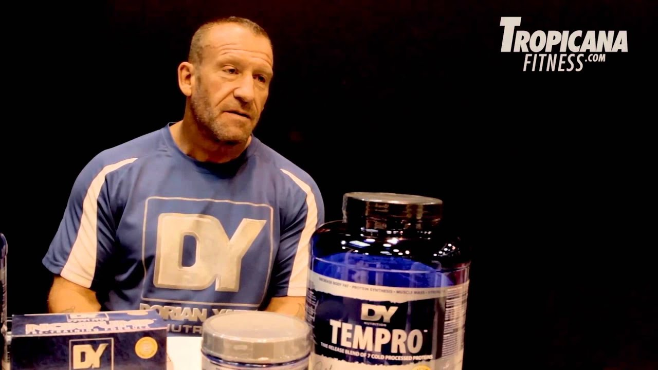 dorian yates interview steroids