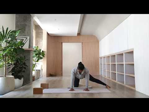 Frog Pose Tutorial | Mandukasana | Hip Openers | Nina Haley Yoga