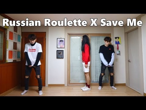 RED VELVET & BTS - Russian Roulette X Save Me cover [GoToe DANCE]