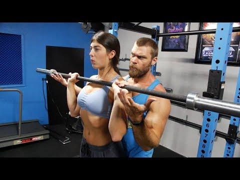 Overhead Press Workout Tutorial | Best Shoulders Exercise!
