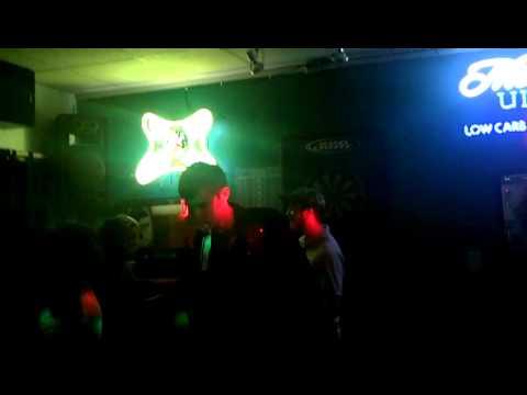 Karaoke The Doors-Come on baby light my fire