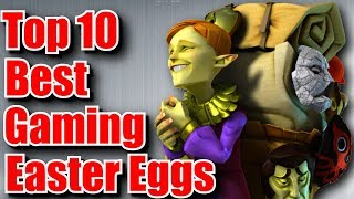 Top 10 Biggest Gaming Easter Eggs