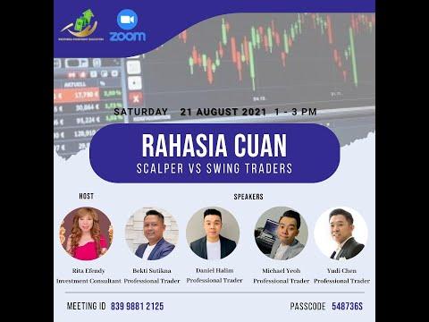 Rahasia Cuan Scalper vs Swing Traders