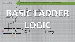 Basic Ladder Logic (Full Lecture)