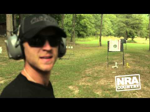 Shooting with NRA Country