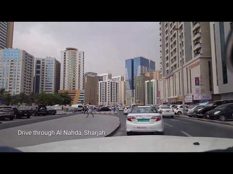 A Short Timelapse in Al Nahda, Sharjah