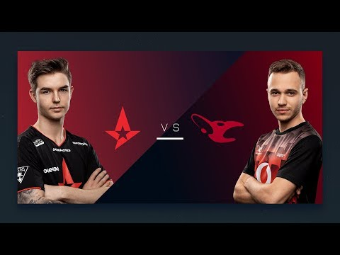 CS:GO - Astralis vs. mousesports [Inferno] Map 2 - Semifinals - ESL Pro League Odense Finals 2018