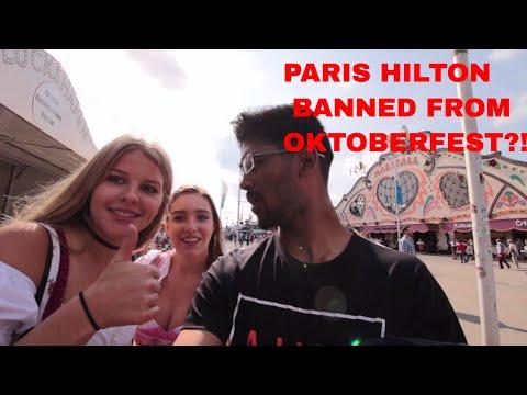 OKTOBERFEST 2017 IN 3 HOURS | PARIS HILTON BANNED FROM OKTOBERFEST?! |MUNICH VLOGS