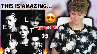 WHY DON'T WE - 8 LETTERS [OFFICIAL REACTION] *emotional*