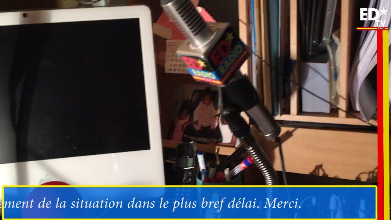 FLASH, FLASH, S.O.S: LA REGIE EDTV SOUS L'EAU PROGRAMMES INTERROMPUS.