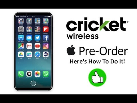 cricket wireless iphone how to pre order the iphone 8 for cricket wireless 10460