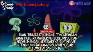 lagu mermaid in love versi spongebob