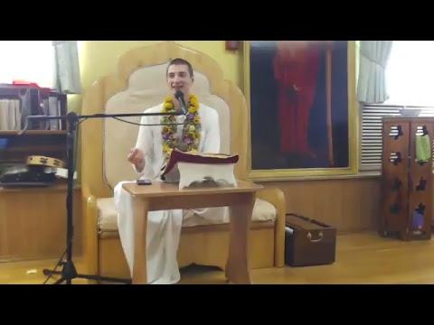Шримад Бхагаватам 4.19.10 - Кунджамали прабху