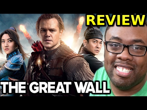 THE GREAT WALL MOVIE REVIEW - Matt Damon Saves China #TheGreatWall