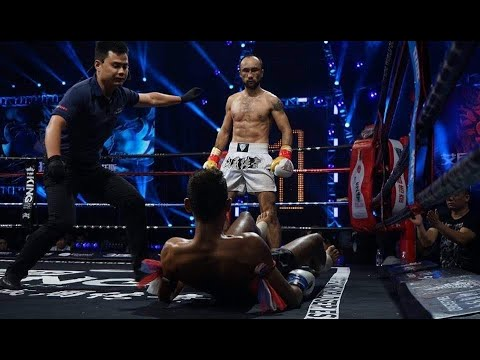 """Слушать песню Anvar """"The Uzbek"""" Boynazarov Top KOs   EM Legend Fight"""