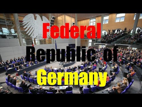 Federal Republic of Germany   Episode I   Federal Tax Reform  - Space Program