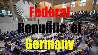 Federal Republic of Germany | Episode I | Federal Tax Reform  - Space Program