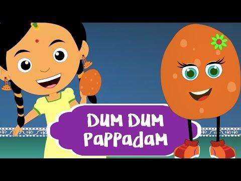 Dum Dum Pappadam  ഡും ഡും പപ്പടും - Malayalam Nursery Rhymes Collection