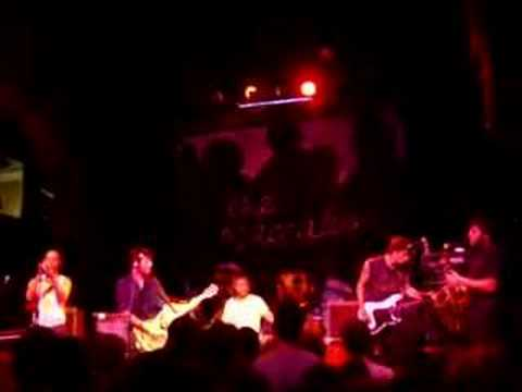The Rumble Strips live