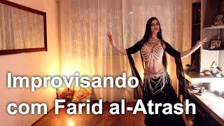 Touta - Farid al-Atrash | Aline Mesquita Dança do Ventre | Porto Alegre - RS