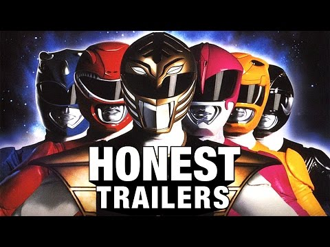 Thumbnail: Honest Trailers – Mighty Morphin' Power Rangers: The Movie