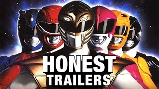 Honest Trailers - Mighty Morphin' Power Rangers: The Movie