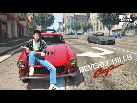 Beverly Hills Cop Movie Trailer in GTA 5 - Parody/Fan-made