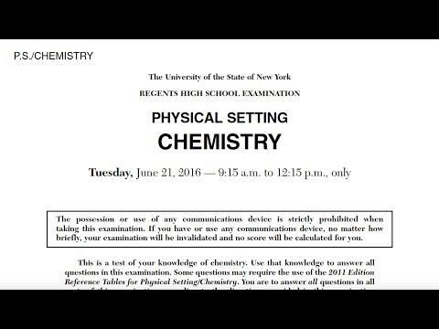 Regents Chemistry Review Mr Palermo S Flipped Chemistry