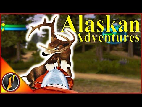 Sitka Up Close & Trophy Legend Elk In Alaskan Adventures!