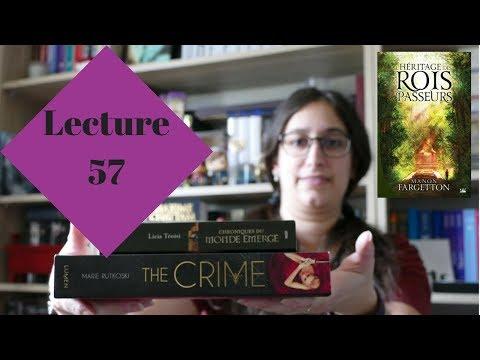 lecture 57, fantasy! du très bon!