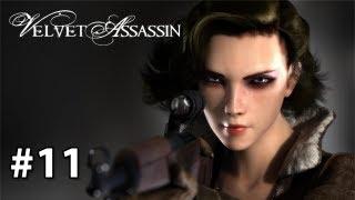 Velvet Assassin - Gameplay/Walkthrough [Pc] Part 11