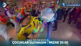 Çocuklar Duymasın Yılbaşı Özel Bölüm (31 Aralık Pazar 20.00'de Kanal D'de.)