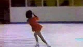 Midori Ito 1981 Junior World SP