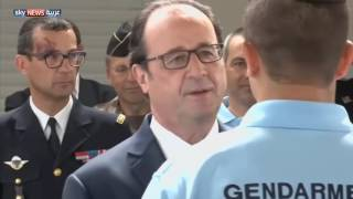 """""""حرس وطني"""" لمواجهة الإرهاب في فرنسا"""