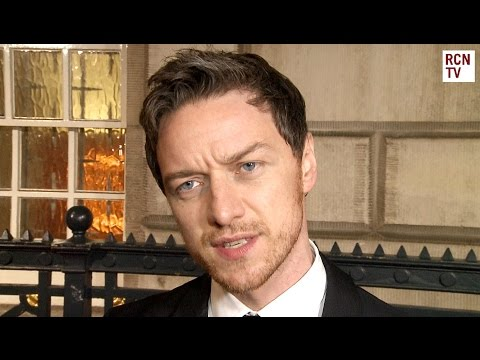 James McAvoy Interview - British Cinema & New Films