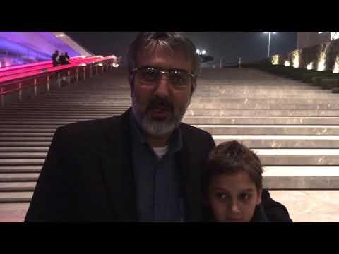Taksim Trio Konseri Sonrası Erkan Mumcu'nun Yorumu @ Zorlu Center PSM