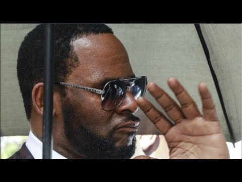 Download Update: R. Kelly faces 500 years with new FED Charges