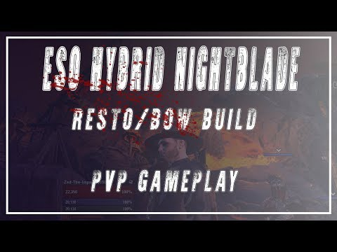 Eso Nightblade Pvp Build 2019