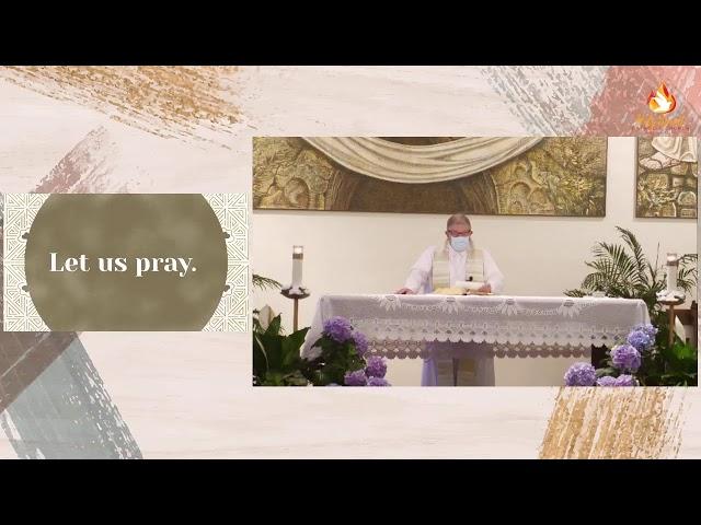 Adoration and Daily Mass- Holy Spirit Catholic Church
