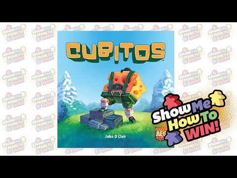 Cubitos Strategy Tips with Todd Rowland