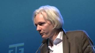 Julian assange speaks at oslo freedom forum 2010the whistleblowerwww.oslofreedomforum.com@osloff#osloffjulian is a spokesman and advisory board membe...