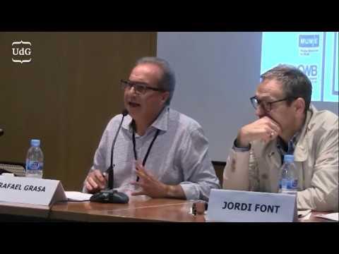 Walter Benjamin 2017: Rafael Grasa (Universitat Autònoma de Barcelona)