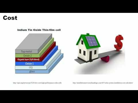 Graphene Use In Solar Cells