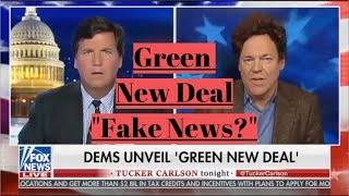 "Green New Deal ""Fake News?"""