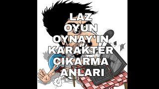 Laz Oyun Oynay'in Karakter Çikarma Anlari   Brawl Stars