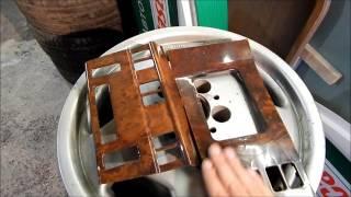 почему нельзя покрывать деревянные отделки в авто кузовным лаком?(, 2017-07-28T23:20:11.000Z)