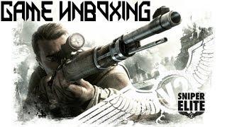 Game Unboxing - Sniper Elite V2