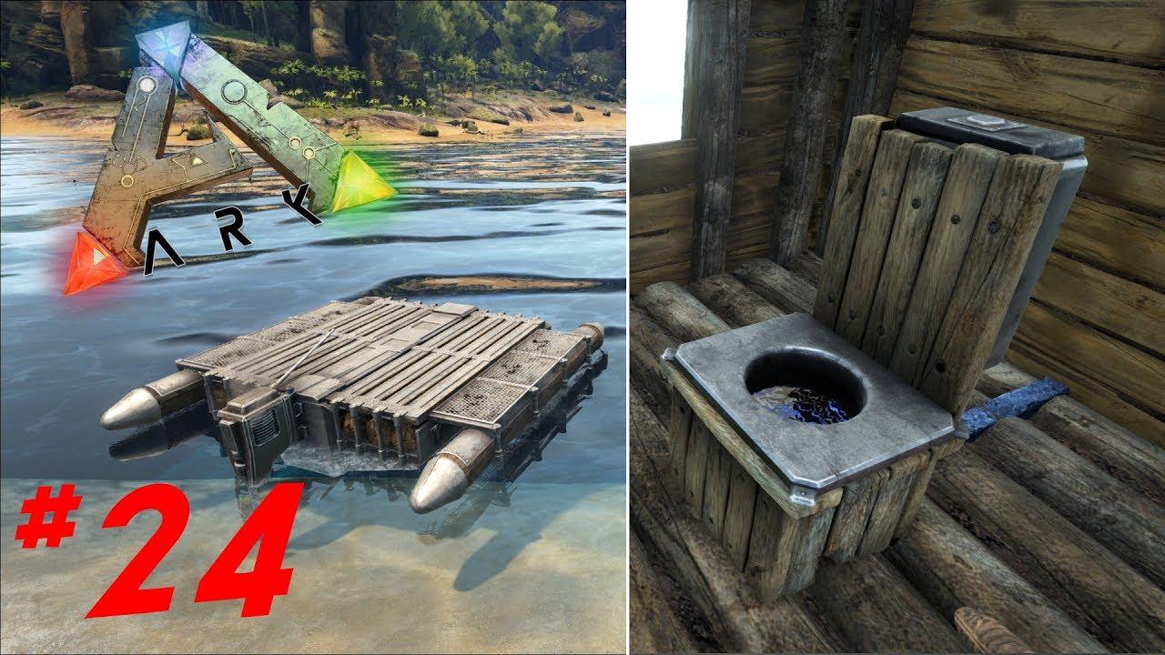 Ark Toilette
