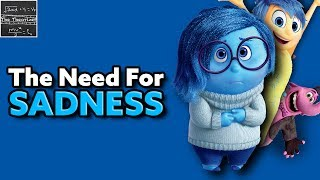 The truth about sadness in inside out! - pixar [theory]
